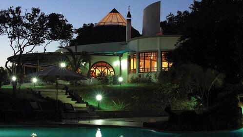 Royal Palm Hotel on Santa Cruz Island