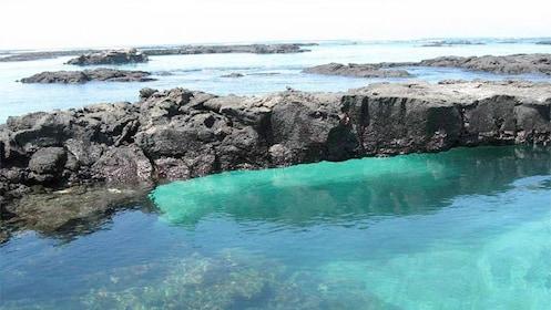 Serene view of Galapagos Islands
