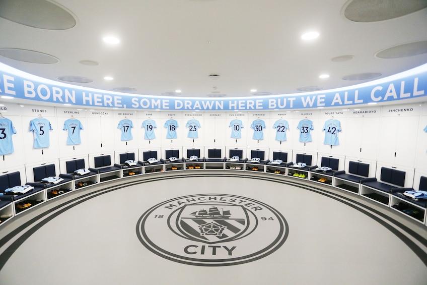 Show item 1 of 4. The Manchester City Stadium Tour