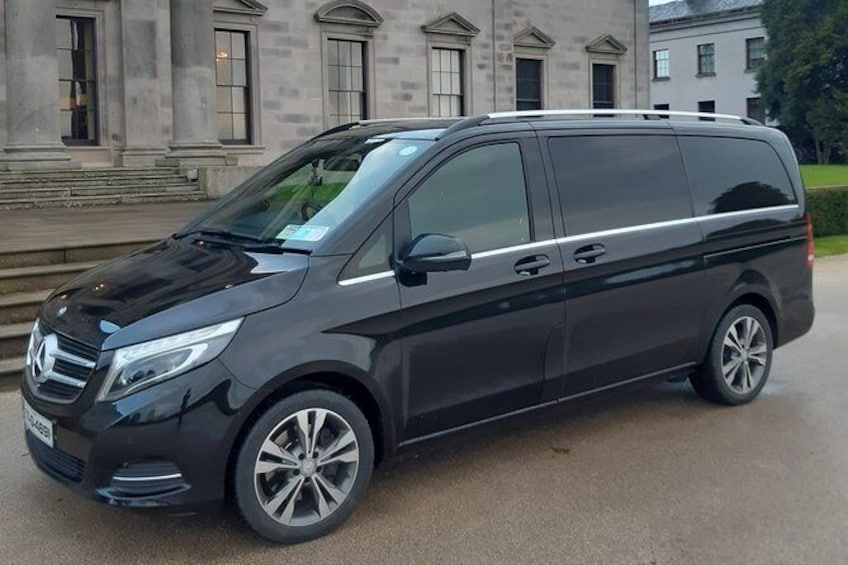 Show item 1 of 8. Brandon House Hotel & Spa To Dublin Airport or City Private Chauffeur Transfer