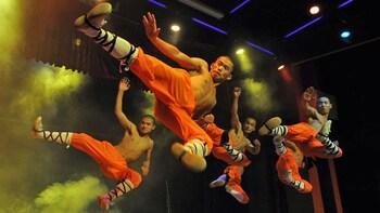 Liput Shaolin Kung Fu Show -esitykseen ja valinnainen nouto hotellilta
