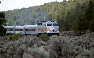 Grand Canyon Railway Excursion from Sedona or Flagstaff