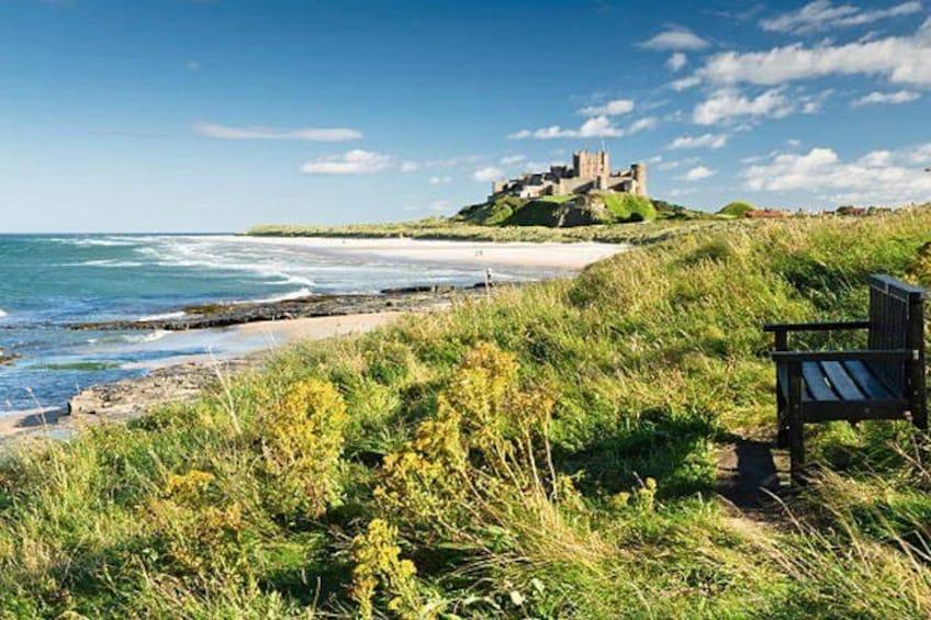 Show item 1 of 2. Northumbrian Coastline Food Tour