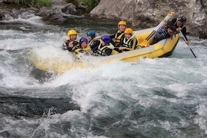 """""""Kuma River"""" is Famous for Rafting!! :microbus 1-15pax (12h)"""