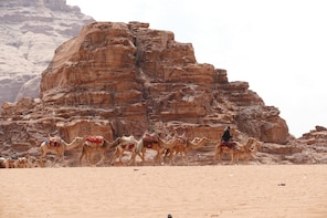 2Days/ 1Night Wadi Rum Jeep Tour