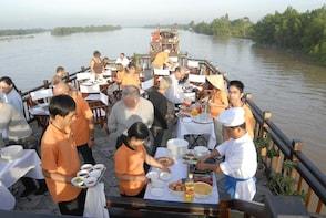 3 Day Phnom Penh Chau Doc Can Tho Saigon Mekong Eyes Cruise