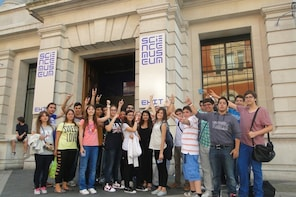 3 Hour Guided Tour of Science Museum in London
