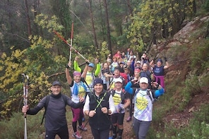 Nordic Walking Route in Alicante