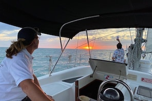 Treasure Island Sunset Sailing Experience