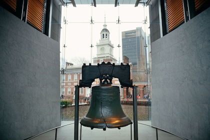 Private tour: Washington & Philadelphia from NYC in 1 day