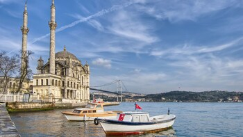 Bosphorus Cruise and Spice Bazaar