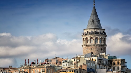 spire building in istanbul