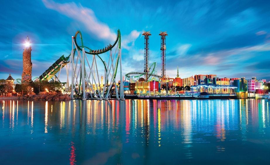 Show item 4 of 15. Universal Orlando Resort Theme Park Tickets