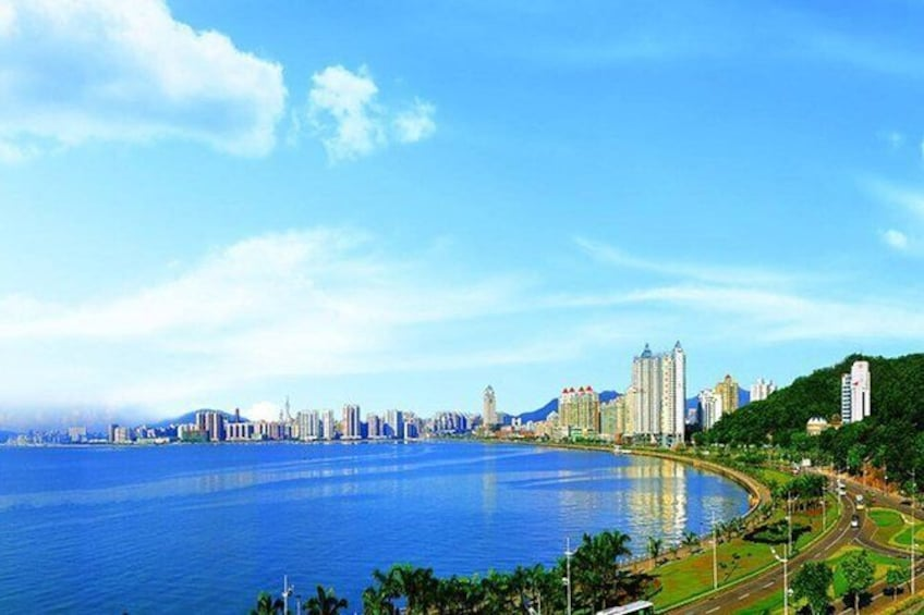 Show item 1 of 7. Zhuhai Self-Guided Tour by Private Car and Driver Service with Pick up Options