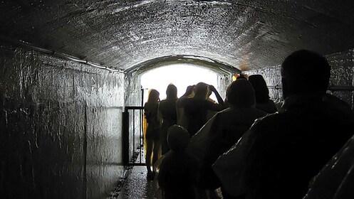 Tunnel at Niagra Falls