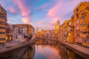 Private Tour: Get into old medieval city Girona