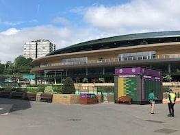Wimbledon Tennis and Museum Tour