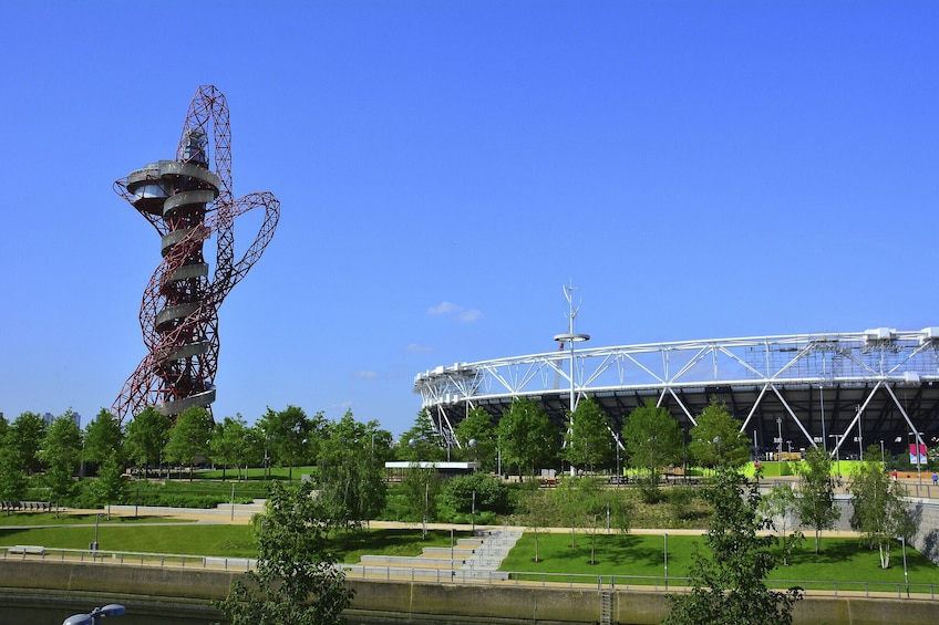 Show item 2 of 10. London's Football Stadiums Sightseeing Tour