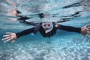 For exclusive use! Snorkel plan! [Okinawa Prefecture Gorilla Chop] Gopro Ph...