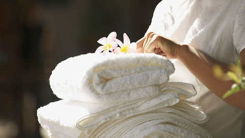 Spa towels in Agadir