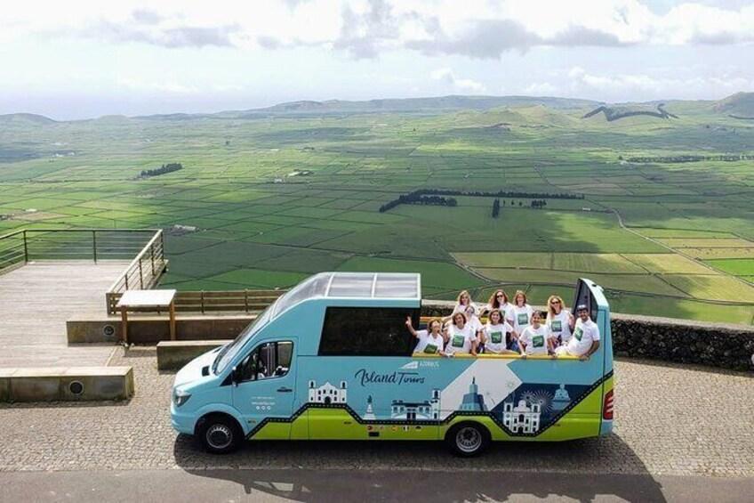 Full Day Tour In Terceira Island