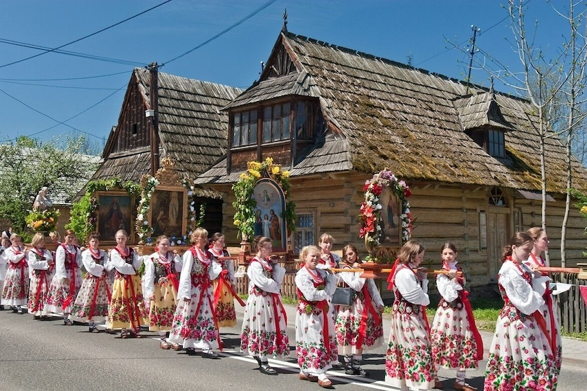 Explore Zakopane – the capital of the Tatra Mountains (4 h)