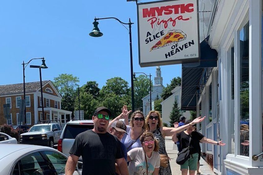 Mystic Treasures / Guided Stroll