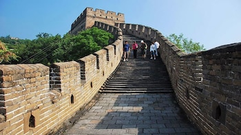 Mutianyu Great Wall and Changling Ming Tomb Bus Tour