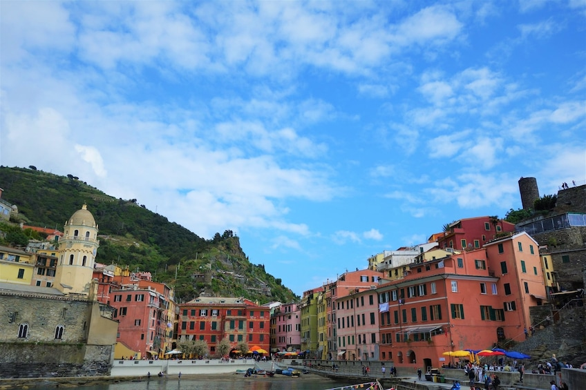 Show item 2 of 7. Cinque Terre and Portovenere Day Trip from Florence