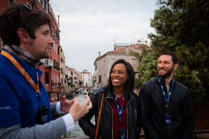 Venice Full Day Tour with Murano & Burano and St. Mark's