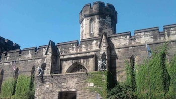 Eastern State Penitentiary Admission & Big Bus Hop-On Hop-Off Pass
