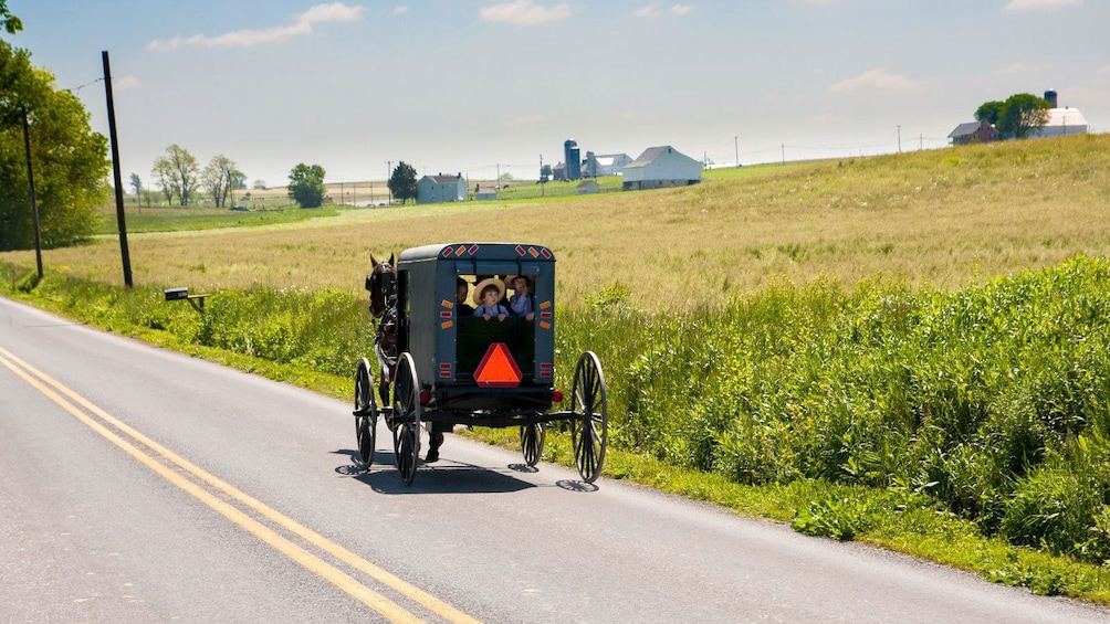 Lancaster Amish Experience by Train