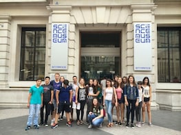 Science-Sports-Culture English Language Programme in London