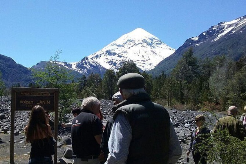 Show item 3 of 4. Tour of the Lanin Volcano and Huechulafquen Lake