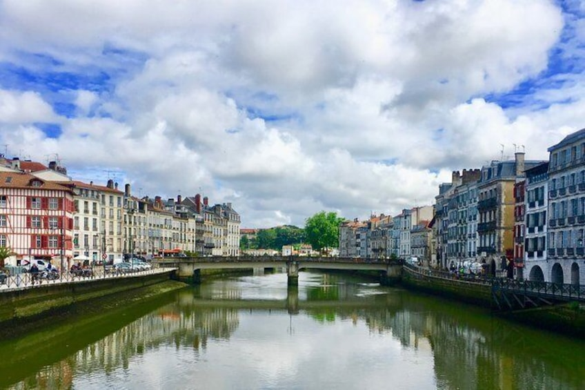 Guided tour in the heart of Bayonne