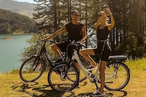 E-bike Tour Metsovo-Aoos lake