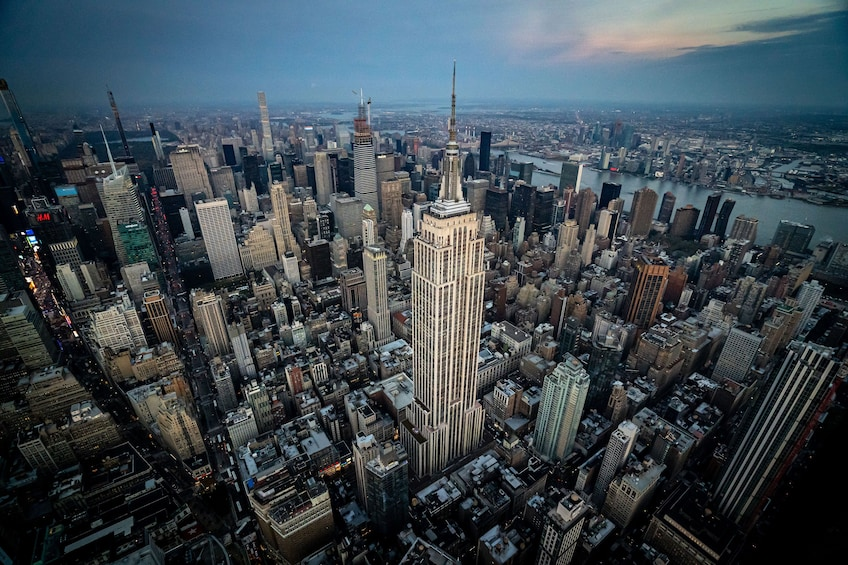 Show item 5 of 5. Private New York Helicopter Tour From Westchester