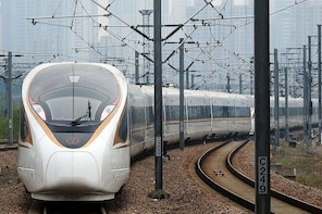 Shenyang Private Arrival Transfer:Railway Station to City Hotel