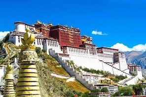 4-Day Small Group Lhasa Classic City Tour from Suzhou