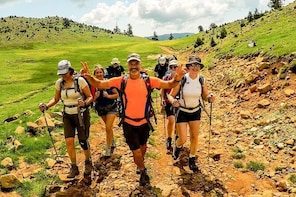 Hiking Activity to Flenga Peak and Dragon Lakes