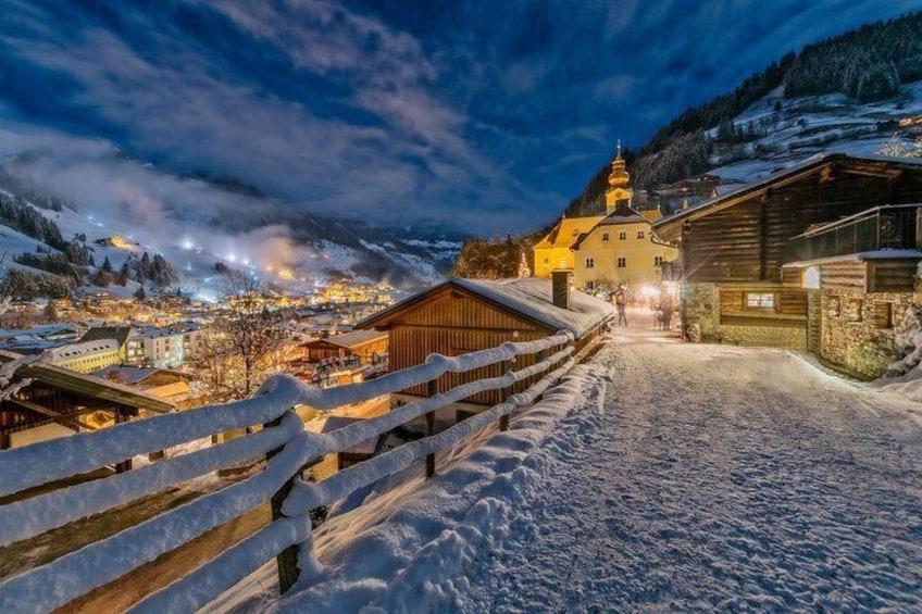 Magic Christmas tour in Alpbach