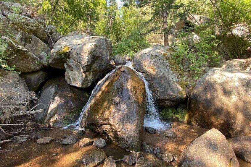 Show item 2 of 7. Catamount Falls Hike