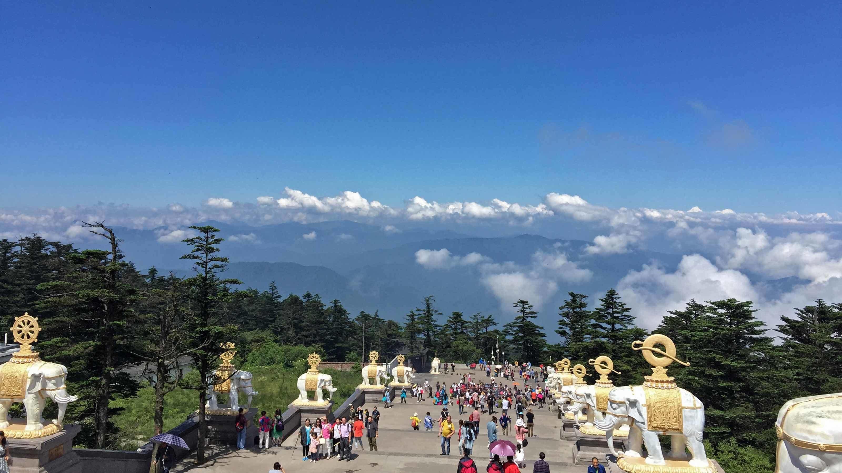 Private 3-Day Leshan Buddha & Mount Emei Tour