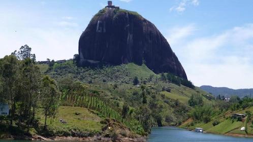 Penol dominates the landscape