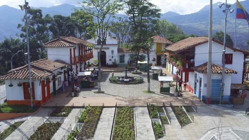 Pueblito Paisa of Medellin