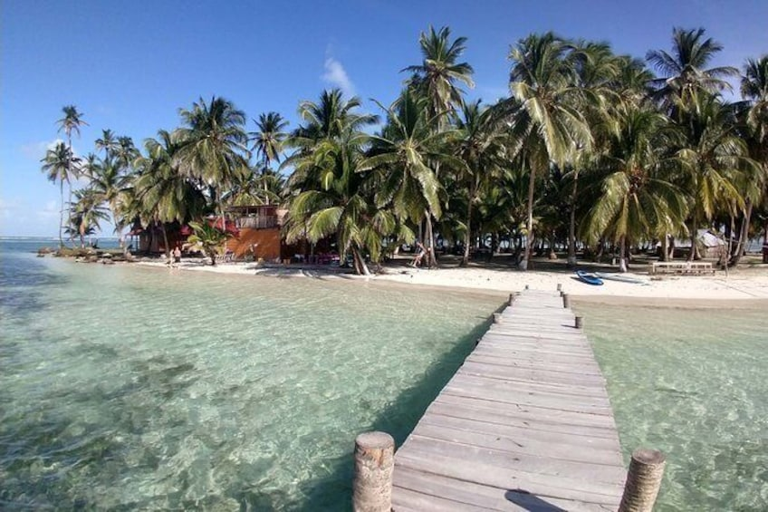 Show item 1 of 25. 3 days / 2 nights on a Paradise Island in San Blas - Private Bedroom