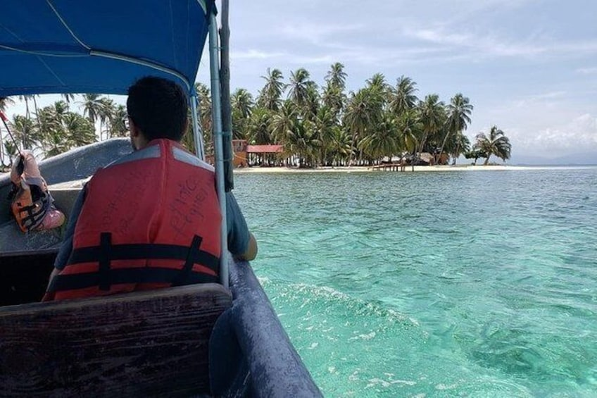 Show item 3 of 25. 3 days / 2 nights on a Paradise Island in San Blas - Private Bedroom