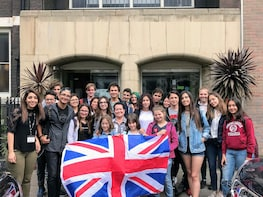 London 8-Day Private British History English Course and Tour