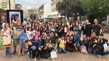 London 8 Day Tour with English Language Course