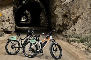 Rent an E-Bike and experience a fun, new way to explore Buena Vista, CO!